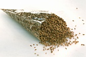 Aniseed in cellophane bag