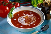 Tomato soup for children
