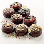 Schokoladengebäck für Kinder