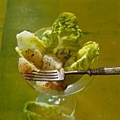 Ceviche (marinated raw fish)