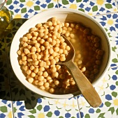 Chick-peas, soaked