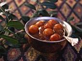 Khubani (lamb with apricots), Kashmir