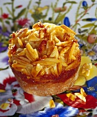 Bee-sting muffin