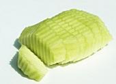 Wedges of honeydew melon