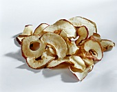 Apple chips for muesli