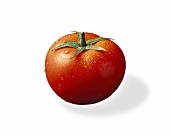 A Freshly Washed Tomato
