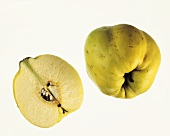 One whole and one half quince