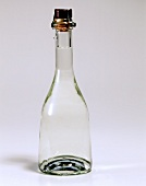 A bottle of rose hip schnapps