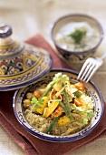 Vegetable Tajine (Morocco)
