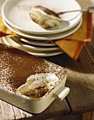 Tiramisù (Layered coffee and mascarpone dessert, Italy)