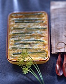 Kartoffel-Lauch-Gratin mit Reblochon