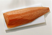 A side of smoked salmon