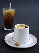 Cremat: Catalan coffee & Mazagran: long drink with coffee