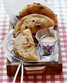 Schwyzer Fasnechtchräpfli: Carnival doughnuts (Switzerland)