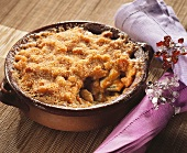 Cassoulet with smoked haddock