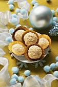 Sesame balls for Christmas