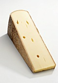 Piece of Gruyere de Comte