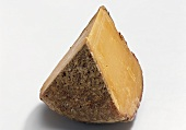 Mimolette vieille, strong hard cheese from France