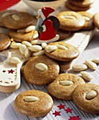 Appenzeller Fladen (Christmas gingerbread from Switzerland)