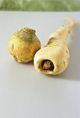 Swede and parsnip