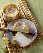 Fromage de Langres (soft cheese from France)