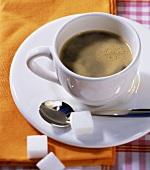 Caffè lungo (Verlängerter Espresso)