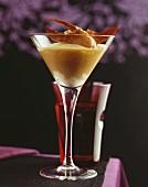 Hummercocktail im Martiniglas