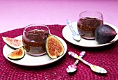 Red fig jam