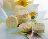 Marigold butter