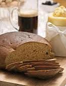 Vörtbröd (Christmas bread, Sweden)