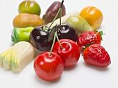 Marzipanfrüchte und Marzipangemüse