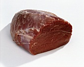 Thick flank (beef), partly sliced