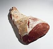Rindfleisch (ein Teilstück der Keule)