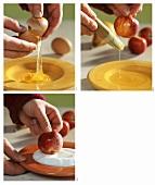 Sugaring apples