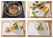 Tofu-Brotaufstrich zubereiten