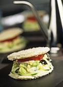 Waldorf sandwich