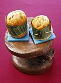 Banana cakes (Caribbean)