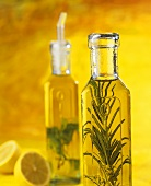 Olive oil with rosemary