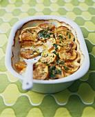 Sweet potato bake