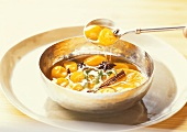 Kumquats in spiced syrup