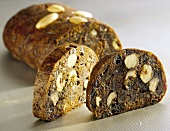 South Tyrolean Kletzenbrot (fruit bread)