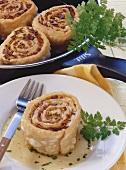 Krautkrapfen (Cabbage rolls)