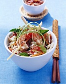 Nudel-Salat 'Thai-Style'