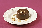 Chocolate flummery