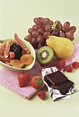 Sweets for GI (Glycaemic Index) diet