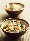 Goi mang hue (Bamboo sprout salad, Vietnam)