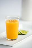 Mango Margarita in glass