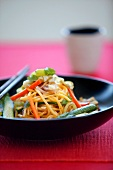 Hokkien noodles with vegetables (China)