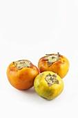 Three cocona fruits