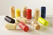 Plastic corks